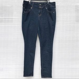TORRID High Waist Skinny Jeans